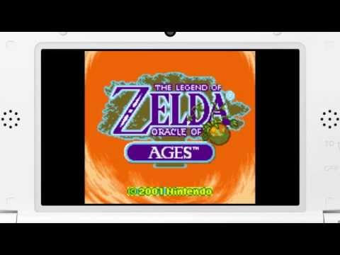 The Legend of Zelda Oracle of Ages and Seasons - 3DS Trailer