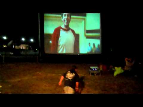 Giant Drive In Movie For Your Next Event Phantom Shadow ...
