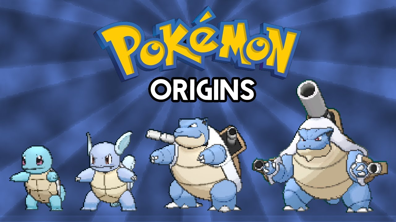 Pokemon origins mega blastoise youtube - Pokemon tortank mega evolution ...