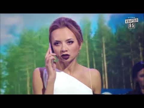 Работает ПОЛИЦИЯ Украины   фея на машине въехала в столб УГАРНАЯ РЖАКА