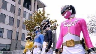 Power Rangers Megaforce - Stranger Ranger - Power Rangers vs Dragonflay