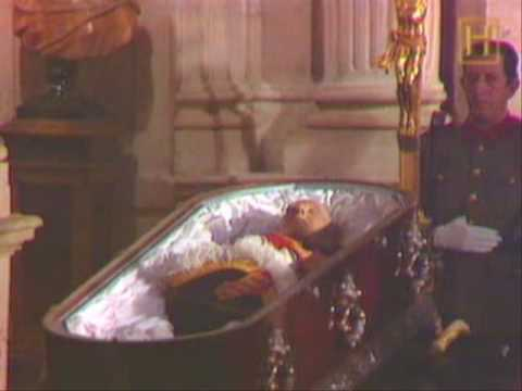 Funeral de Francisco Franco (1 parte )