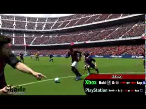 FIFA 14 Fancy Passes Tutorial   Xbox & Playstation   HD
