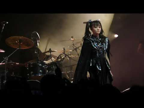 """Headbangeeeeerrrrr!!! & THE ONE & Road of Resistance"" BABYMETAL@Washington DC 9/8/19"