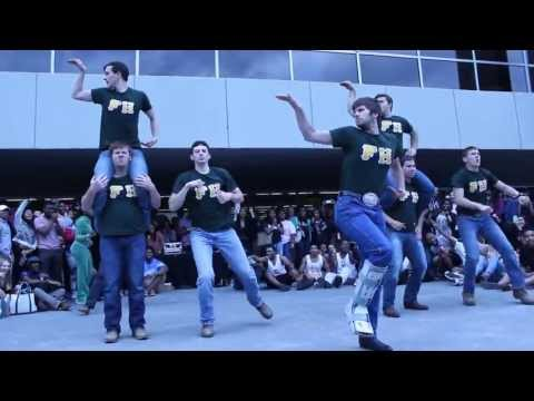 Greek Unity Stroll off Winners: FarmHouse Fraternity
