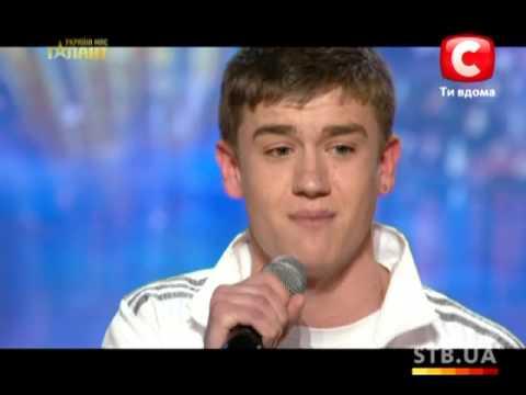 Дмитрий Масюченко «Україна має талант-5» Кастинг в Одессе
