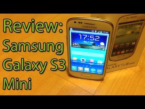 Prova em vídeo: Samsung Galaxy S3 Mini | Tudocelular.com