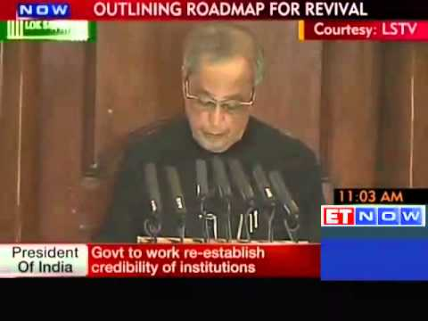 India has voted for a Stable Government: Pranab Mukherjee