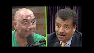 Joe Rogan and Neil deGrasse Tyson Tackle Gravity