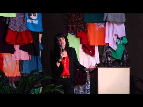 Elizabeth Cline : Textile Recycling Conference 2014