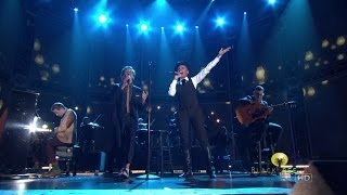 Fun Performs W Janelle Monae At 55th Grammy Nominations Concert