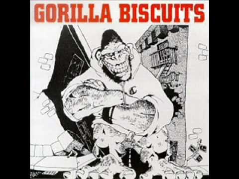 Gorilla Biscuits - Sitting Around At Home