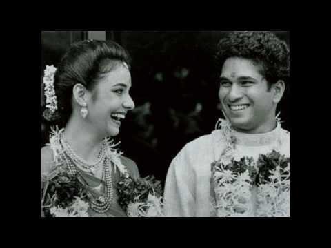 Sachin tendulkar and His Wife Love Story