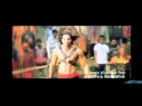 Badrinath-Malayalam Official Trailer.allu arjun & thammana