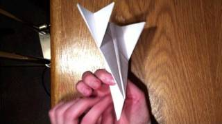 Origami :: War Plane (tutorial)