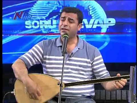 Selahattin Demirtaş - Ağlama Yar (Kürtçe) Nuçe TV HD