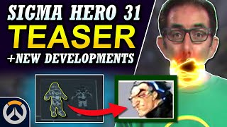 NEW TEASER & DETAILS! - Overwatch Hero 31 Sigma Teaser & Clues