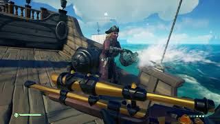 Sea of Thieves with GoA - A normal day in proximity chat with randoms 2