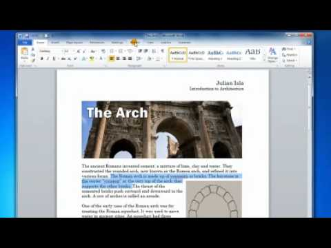 Microsoft Office 2007 & 2010: Understanding The Basics