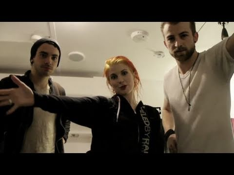 Paramore: Monster (beyond The Video) video