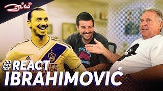 Zico reage ao incrível Ibrahimovic - React #21   Canal Zico 10