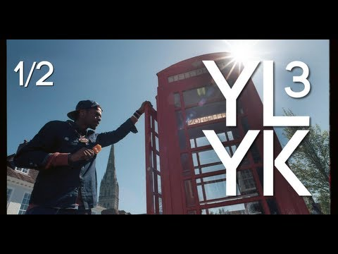 YLYK Dance Videos - London to Portugal and back to London PART 1 of 2 | YAK FILMS