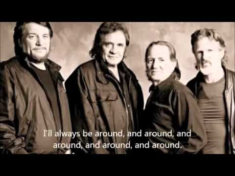 Johnny Cash, Willie Nelson   The Highwayman