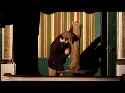 NHS Theater: Pinocchio Part I