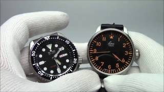 Watch and Learn #1: General information about watches and uses