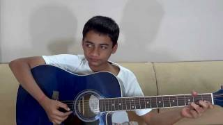 Tum Mile (Love Reprise) Guitar Cover (Instrumental).