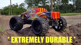 Why you should buy the ZD Racing 1/8 Pirates 2 Brushless Monster Truck for UNDER $250!!