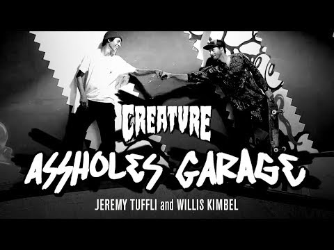 Asshole's Garage with Willis Kimbel and Jeremy Tuffli