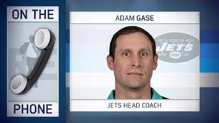 Jets HC Adam Gase Talks Sam Darnold, Le'Veon Bell & More w/Rich Eisen | Full Interview | 4/3/19