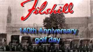 Filshill 140th Anniversary golf day at Archerfield
