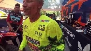 Behind the Scenes : TLD/GoPro/Red BullKTM at Washougal MX