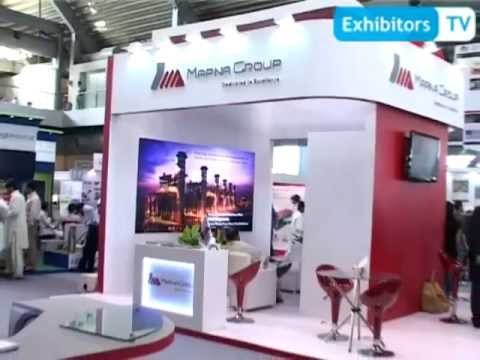 Mapna Iran seeks to provide Power, Oil & Gas Solutions to Pakistan (Exhibitors TV at POGEE 2013)