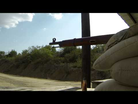 Mosin Nagant Accuracy Test with 3 Common Loads - 100 yards
