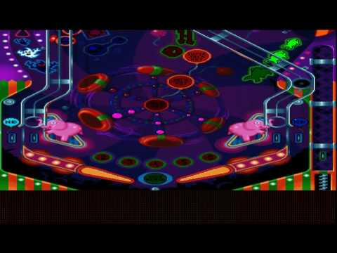 Codemasters Software - Psycho Pinball - 1995