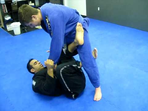 bjj x guard sweep Image 1