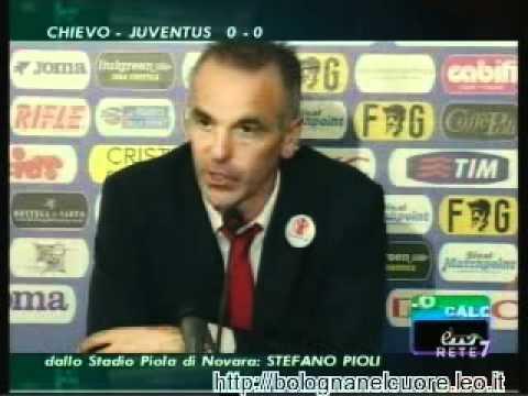 Bologna FC 1909 16/10/2011 Novara – Bologna 0-2, Pioli in sala stampa