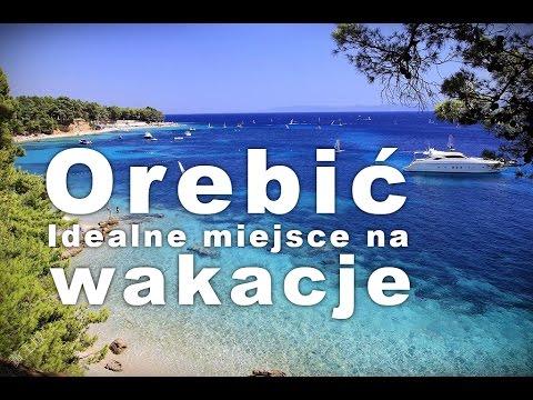 Orebic - Idealne Miejsce Na Wakacje