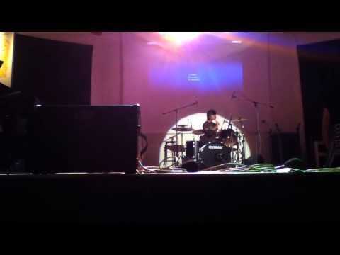 Canon Rock -sungha Jung Drum Cover (bfa's Got Talent) video