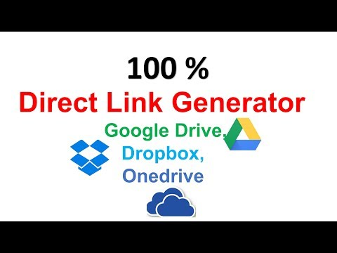 Google Drive direct download for big files - Web