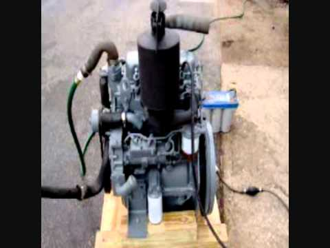 0 PERKINS DIESEL ENGINE D3 152