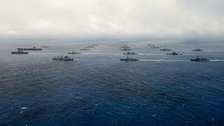 Massive US Navy Show Of Force In Pacific A Warning to China