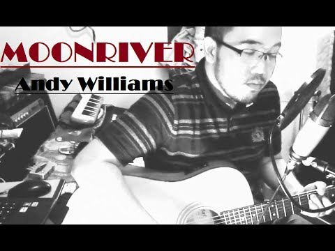 Andy Williams / Audrey Hepburn - MOON RIVER (Acoustic Jazz ambience cover | w/Chords and Lyrics)