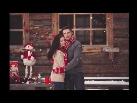 Love Story Катя и Сережа Новогодняя
