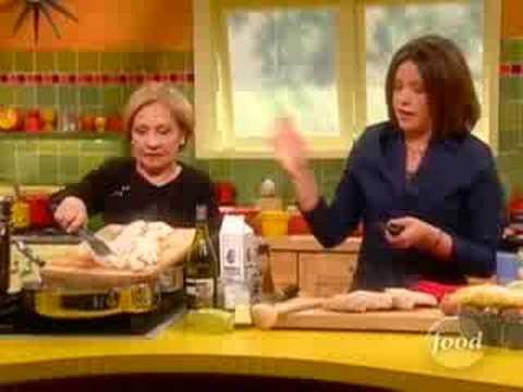 Chicken Divan and Tetrazzini
