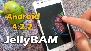 [Review] JellyBAM 6.4 Android 4.2.2 Galaxy S2