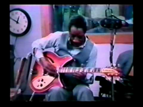 Hubert Sumlin - Live at Radio Station - Chicago (1988)